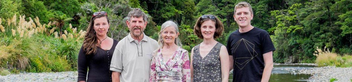 Armishaw Family : Wellington, NZ